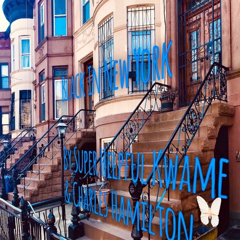 Black in NY with Charles Hamilton